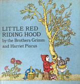 Little Red Riding Hood  Harriet Pincus ハリエット・ピンクス