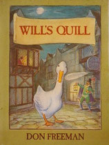 WILL'S QUILL ドン・フリーマン
