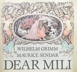 DEAR MILI Wilhelm Grimm  Maurice Sendak  ミリー グリム モーリス・センダック 英語版
