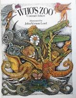 Alittle WHO'S ZOO  of Mild Animals   コンラッド・エイキン ジョン・ヴァーノン・ロード