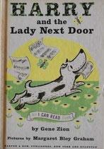 HARRY and the Lady Next Door      Bloy Greham  ハリーとうたうおとなりさん  ブロイ・グレアム