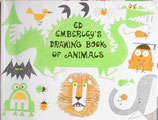 Ed Emberley's Drawing Book of Animals   p.p版  エド・エンバリー