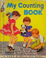 My Counting Book   A Rand McNally Elf Book
