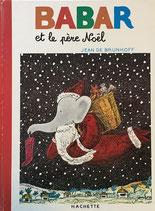 Babar Et Le Pere Noel  Laurent de Brunhoff ババール絵本 ブリューノフ