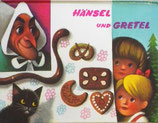 HANSEL UND GRETEL ヘンゼルとグレーテル ヴォイチェフ・クバシュタ しかけ絵本 ドイツ語版