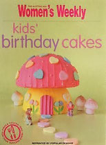 Kids Birthday Cakes    The Australian Women's Weekly