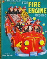 The Fire Engine Book   a Little Golden Book Classic