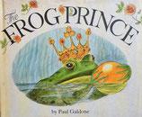 The Frog Prince  かえるのおうじ  ポール・ガルドン