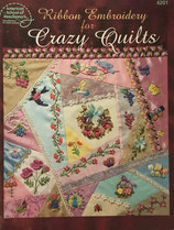 Ribbon Embroidery for Crazy Quilts American School