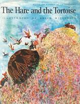 The Hare and the Tortoise うさぎとかめ  ブライアン・ワイルドスミス Brian Wildsmith
