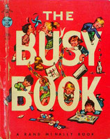 The Busy Book   A Rand McNally Elf Book