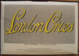 ロンドンの呼び売りの声  復刻マザーグースの世界 オーピー・コレクション