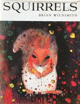 Squirrels ブライアン・ワイルドスミス Brian Wildsmith