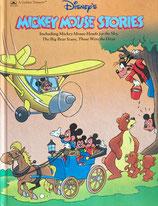 Disney's Mickey Mouse StoriesGolden Treasury
