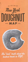 New York Doughnau Map All You Can Eat