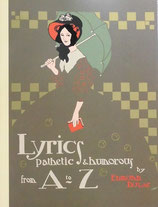 Lyrics Pathetic & Humorous from A to Z デュラック  dover