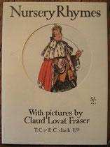 フレーザーのわらべうた  復刻マザーグースの世界 オーピー・コレクション