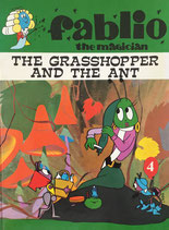 The Grasshopper and the Ant: fablio the magician ありときりぎりす