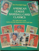 AMERICAN LEAGUE BASEBALL CARD CLASSICS