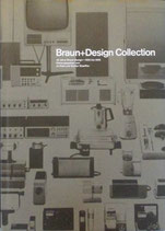 Braun+Design Collection 40 jahre Braun Design 1955 bis 1995