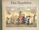 Dus Hundefest Ernst Kreidolf  犬の祭り エルンスト・クライドルフ