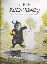THE Rabbits' Wedding  しろいうさぎとくろいうさぎ ガース・ウィリアムズ