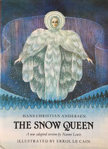 The Snow Queen   雪の女王 アンデルセン エロール・ル・カイン
