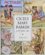Cicely Mary Barker and her Art   シシリー・メアリー・バーカー 彼女の芸術