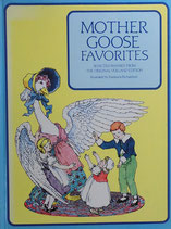 Mother Goose Favorites Selected Rhymes from The Original Volland Edition フレデリック・リチャードソン