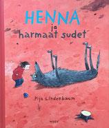 Henna ja harmaat sudet ピア・リンデンバウム  ヘンナちゃんとはいいろおおかみ