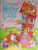 The Big Book of Mother Goose    Jesse Spicer Zerner
