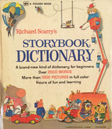 Richard Scarry's Storybook Dictionary