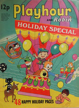 Playhour and Robin Holiday Special 1973