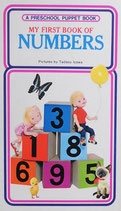 My First Book of Numbers Tadasu Izawa