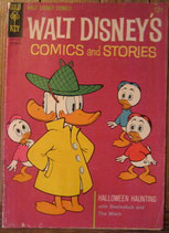 WALT DISNEY'S COMICS and STORIES  SUPER GOOF (GOLD KEY)