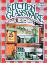 Kitchen Glassware of the Depression Years  大恐慌の年のキッチン・グラス・ウェア