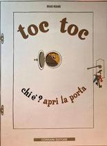 Toc Toc. Chi è? Apri la porta ブルーノ・ムナーリ トックトック イタリア語版