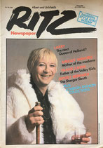 Albert and Litchfield's RITZ Newspaper No.74 1983