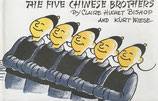 The Five Chinese Brothers KURT WIESE シナの五にんきょうだい