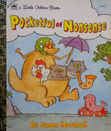 Pocketful of Nonsense   a Little Golden Book