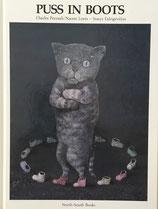 PUSS IN BOOTS 長靴をはいた猫 Stasys Eidrigevicius スタシス・エイドリゲビシュウス