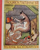 Mourek Tatínkem historie kočičí rodiny( Taddy dad cat family History)   ブラジミール・マザレーク フランチスカ・ドーブラヴィ