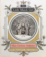 The Little Match Girl Hans Christian Andersen illestrated by Blair Lent マッチ売りの少女 アンデルセン ブレア・レント