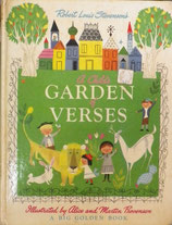 A Child's Garden of Verses  Alice and Martin Provensen プロヴェンセン夫妻