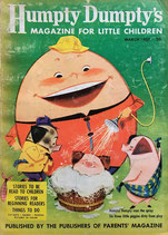 Humpty Dumpty's MAGAZINE for Little Children March 1958