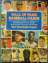 HALL OF FRAME BASEBALL CARDS