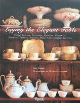 Laying The Elegant Table エレガント・テーブル