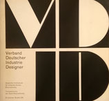 Verband Deutscher Industrie Designer 1964 ドイツ工業デザイナー協会