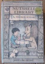 NUTSHELL LIBRARY Maurice Sendak  ちいさなちいさなえほんばこ モーリス・センダック
