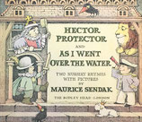 Hector Protector and As I Went Over The Water モーリス・センダック Bodley Head版